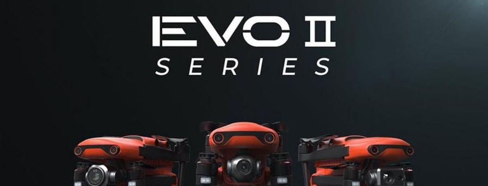 Autel Robotics lancia il suo EVO II Series durante CES 2020