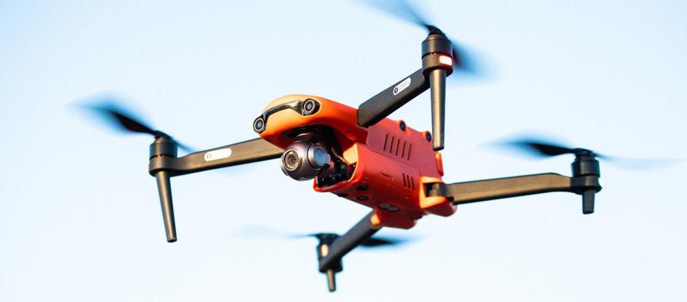 I droni Autel EVO 2 hanno la modalità CE?